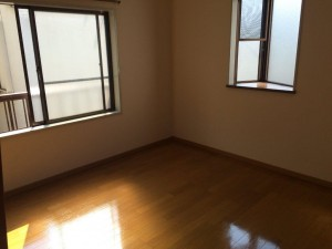 8帖洋室②角部屋